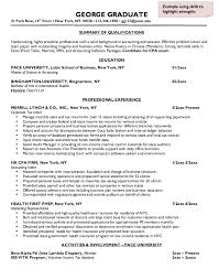 Example Resume For Internship by Corporate Tax Intern Resume Sample Http Resumesdesign Com