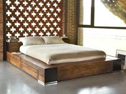 Modular Bed Frame Bedroom Design Sony Dsc Wooden Platform Bed Frame Modular 3 10 New