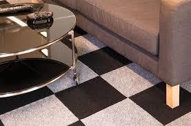 Carpet Tiles For Basement - the best basement flooring options flooringinc blog