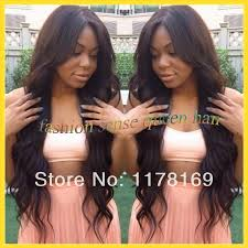 black hair weave part in the middle find more wigs information about hot selling middle part long