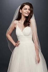 wedding veils for sale wedding veils in various styles david s bridal