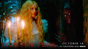 crimson peak halloween horror nights crimson peak in theaters october 16 tv spot 4 hd youtube