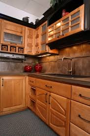Western Kitchen Cabinets by Affordable Custom Cabinets Showroom