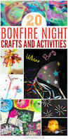 bonfire night crafts and activities for kids crafts on sea