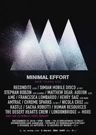 ra minimal effort nye at the globe theater los angeles 2016
