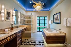 bathroom ceiling lighting ideas this contemporary bathroom lights and lighting ideas read now
