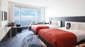 hotel barcelone dans la chambre w barcelona hôtel 5 étoiles à barcelone