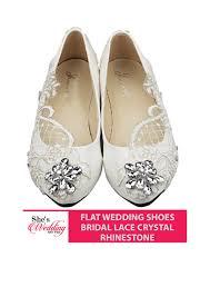 wedding shoes malaysia buy flat wedding shoes malaysia bridal lace rhinestone