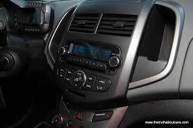 Chevrolet Sonic Interior 2012 Chevy Sonic Ltz Turbo Interior Radio Picture Courtesy Of