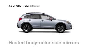 subaru hybrid crosstrek black 2015 subaru xv crosstrek premium youtube