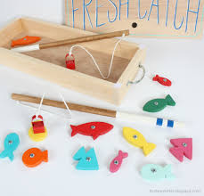 Diy Making Wood Toys Wooden Pdf Easy Project Ideas For Kids by Ana White Wood Toy Fishing Game Diy Projects