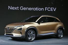 hyundai motor u0027s next gen fuel cell suv promises range and style