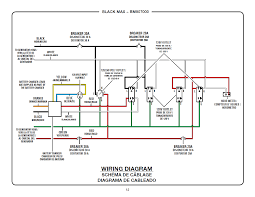 manual changeover switch wiring diagram for portable generator at