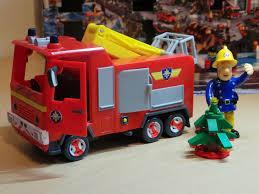 fireman sam builds lego christmas tree pontypandy