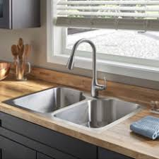 Lowes Kitchen Sinks Shop Kitchen Bar Sinks At Lowes