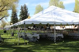 canopy tent rental tent rentals wyoming tent event supply