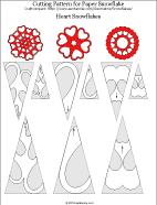 snowflake patterns symmetry in snowflakes