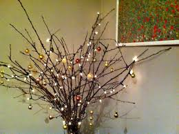 Branches With Lights Kat Got The Cream Christmas Twigs