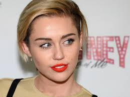 what is the name of miley cyrus haircut miley cyrus says playing hannah montana gave her body dysmorphia