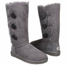 ugg boots sale bailey bow ugg s bailey button triplet boot at shoes com shoes