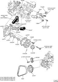 2001 mercury cougar transmission diagram 1994 mercury topaz