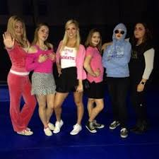 Hysterical Halloween Costumes Funny Halloween Costume Janis Damien Girls Meangirls