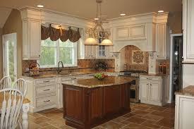 kitchen exquisite creamy white kitchen traditional kitchen