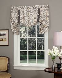 Tie Up Curtains Tie Up Valance Izmir By Thomasville