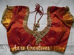 wedding blouses sri aari creatives wedding blouse designs bridal blouses