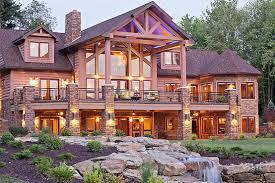 luxury log cabin plans 9 inspiring luxury cabin designs photo fincala sierra
