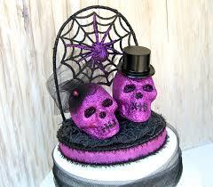 black gothic wedding cake dress images