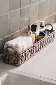 Bathroom Storage Box Seat Best 25 Storage Baskets Ideas On Pinterest Baskets For Storage