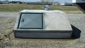 tornado shelters come in many options