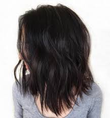 lobs thick hair 80 sensational medium length haircuts for thick hair in 2018