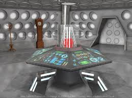 doctor who tardis interior redesign console control room