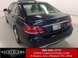 2014 used mercedes benz e class 4dr sedan e350 sport 4matic at