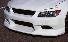 lexus altezza is200 lexus is200 c style front bumper carbonculture