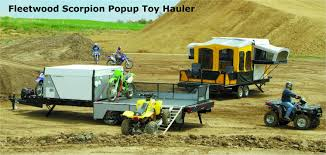 Toy Hauler Furniture For Sale by Toy Hauler Campers