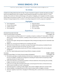 resume template for accountant professional assistant corporate controller templates to showcase resume templates assistant corporate controller