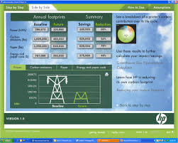 Calculate Your Carbon Footprint Worksheet Hp Press Kit Hp Makes It Easy To Make Smart Environmental Choices