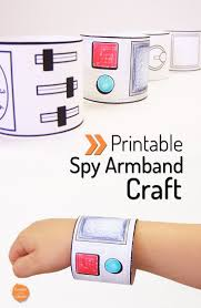 craft pack freebies armband printable crafts and crafts