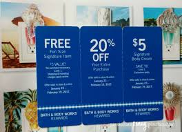 bath and body works black friday coupons 7 ways to save at bath body works semi annual sale passionate
