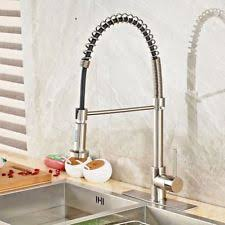 kitchen sprayer faucet votamuta commercial style single handle pull kitchen sink