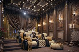 Home Theatre Interior Design Pictures by Luxury Home Theater