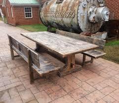 furniture best 25 rustic outdoor furniture ideas on pinterest