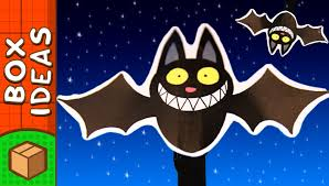 how to make a bat diy halloween craft ideas for kids on