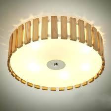 wood flush mount ceiling light wood flush mount light madebytom co