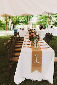 Wedding Table Numbers Ideas 51 Unique Table Number Ideas For Wedding Receptions And Diys