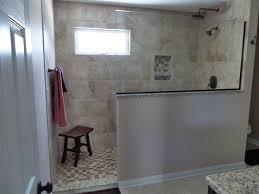 luxury shower alternative bathroom shower head doorless shower