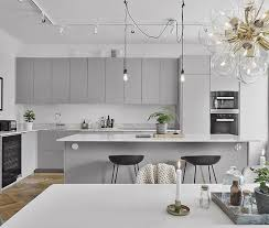 Grey Kitchens Ideas I Was Certain I Wanted White But Now I M Thinking Light Grey